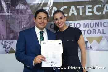 Jorge Miranda, próximo presidente del Ayuntamiento de Zacatecas - Líder Empresarial