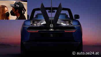 Jay-Z und Beyonce kaufen teuersten Neuwagen der Welt - Rolls Royce Boat Tail - AUTO oe.24