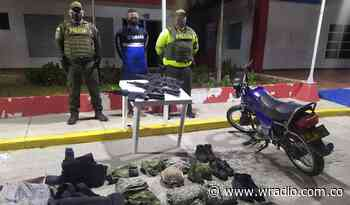 Capturan a hombre señalado de robar en fincas del norte de Bolívar - W Radio