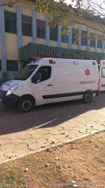 CARMO RIO CLARO | Paciente com Covid-19 é transferido para a Santa Casa de Passos - Portal Onda Sul