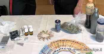 Cocaina, eroina, ecstasy: tre arresti per droga a Merano - Alto Adige