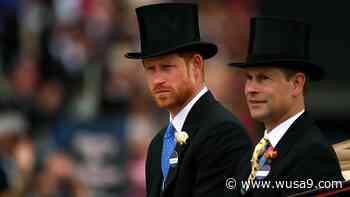 Prince Edward Reacts to Royal Family Rift: It's 'Very Sad' - WUSA9.com