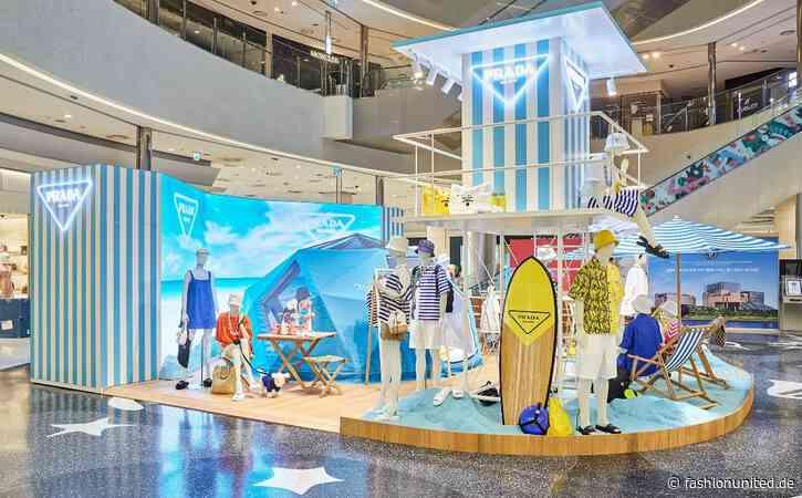 In Bildern: Prada startet Outdoor-inspirierte Pop-Ups und In-Store Installationen