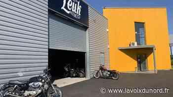 Saint-Amand-les-Eaux: chez Leuk Motorcycle, la Harley est reine - La Voix du Nord
