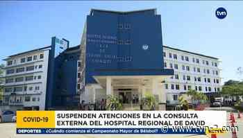 Refuerzan medidas de bioseguridad en Hospital de Chiriquí tras brote entre funcionarios - TVN Panamá