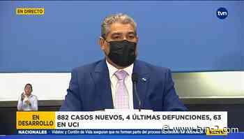 Minsa mantendrá las medidas para Chiriquí, Veraguas, San Miguelito y Panamá - TVN Noticias