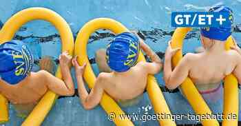 Ortsrat Tiftlingerode bezahlt Schwimmkurs für Kinder bei DLRG Eichsfeld im Freibad Duderstadt - Göttinger Tageblatt