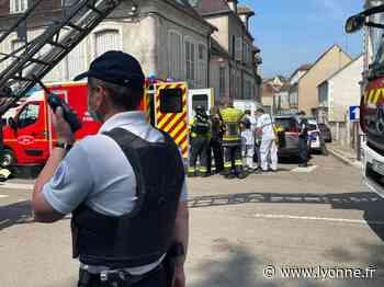Le forcené retranché chez lui, à Auxerre, a été maîtrisé puis transporté à l'hôpital psychiatrique - L'Yonne Républicaine
