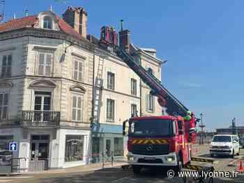 Rue du Pont bloquée à Auxerre : un homme retranché chez lui mobilise les secours - L'Yonne Républicaine