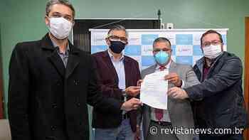 Luiz Henrique Viana destina R$ 260 mil para saúde de Pelotas - Revista News