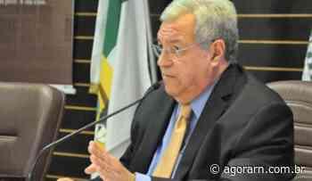 """Alex Viana: """"Sou candidato, se o povo quiser, ao governo ou ao Senado"""" - Agora RN"""