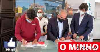 Câmara de Viana e Coordenada Decimal assinam acordo para segurança nas praias - O MINHO