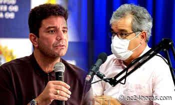 As chances de Gladson e Jorge Viana… - ac24horas.com