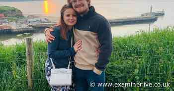 Couple drove 150 miles to get engaged in Whitby after Covid postponed proposal - Yorkshire Live