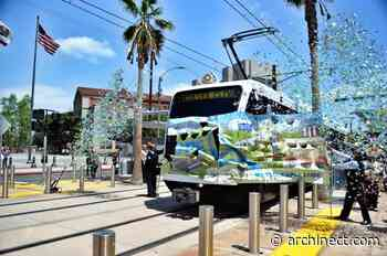 Los Angeles to make public transport free for low income and student users - Archinect