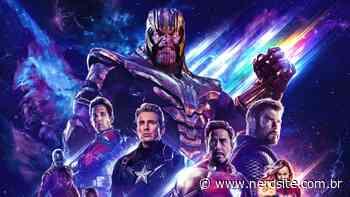 Vingadores: Ultimato   Confira fanart espetacular da Trindade contra Thanos - Nerd Site