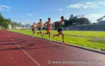Entrenan maratonistas en tierras jarochas, rumbo a Tokio - El Sol de Orizaba