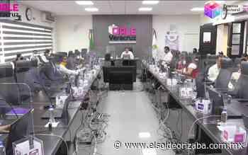 OPLE exige seguridad en consejos municipales y distritales - El Sol de Orizaba