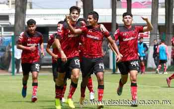 Toluca vence 3-0 a Cuernavaca en los cuartos de final de la tercera división - El Sol de Toluca