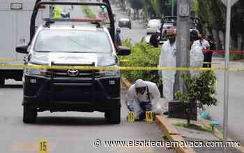 Estas son las zonas con mayor asalto a transporte en Cuernavaca - El Sol de Cuernavaca