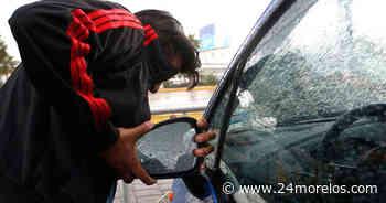 Continúa en aumento el robo de autopartes en Cuernavaca - 24 Morelos