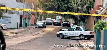Choca taxista y muere por infarto en Cuernavaca - Diario de Morelos