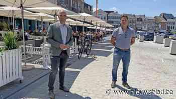 Geen Eisbear meer op Minderbroederplein (Sint-Truiden) - Het Nieuwsblad