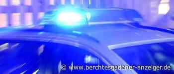 Motorradfahrer aus dem Raum Traunstein verunglückt tödlich - Berchtesgadener Anzeiger