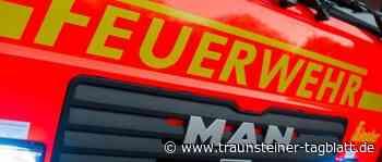 Traunstein: Brand in Berufsschule: Elektrotisch in Flammen - Traunsteiner Tagblatt