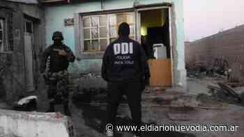 Por robo calificado realizan dos allanamientos en Caleta Olivia - El Diario Nuevo Dia