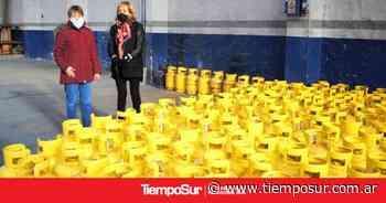 Informan nuevas medidas para la entrega de garrafas en Caleta Olivia - Tiempo Sur