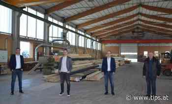 Wirtschaftsbund zu Besuch bei Kumpfmüller Bau in Pfarrkirchen - Tips - Total Regional
