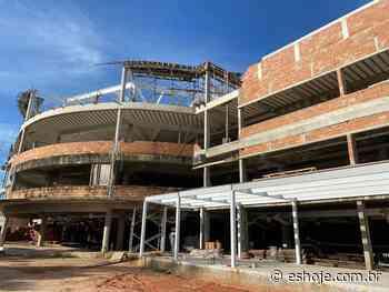 Estado não deve assumir obra de hospital municipal em Guarapari - ES Hoje