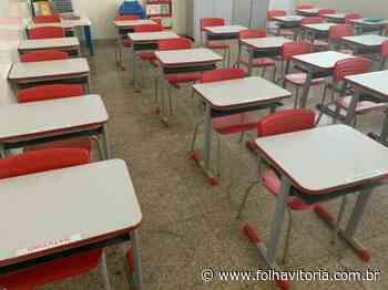 Escolas municipais seguem sem previsão de retorno presencial em Guarapari - Folha Vitória