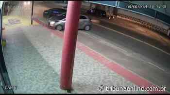 Motorista provoca acidente em semáforo e acaba preso em Guarapari - Tribuna Online