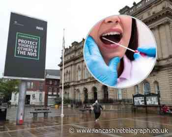 Blackburn with Darwen: Council address 'wasted' coronavirus tests concern - Lancashire Telegraph