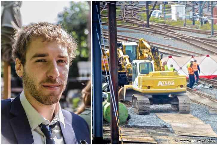 """Projectleider krijgt 120 uur werkstraf na fataal treinongeval Arne (23): """"Grove nalatigheid en gebrek aan verantwoordelijkheidszin"""""""