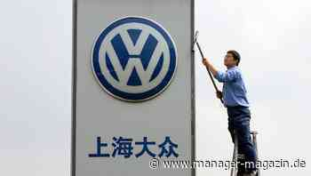 VW Absatz: Volkswagen verkauft mehr Autos