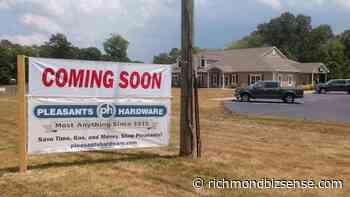 Pleasants Hardware expanding with first New Kent County store - RichmondBizSense