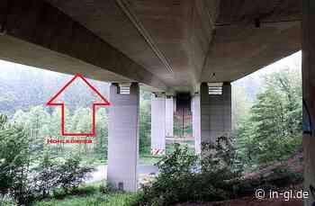 Overath: Illegale Party im Inneren einer Autobahnbrücke - iGL Bürgerportal Bergisch Gladbach