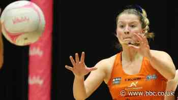 Bethan Dyke: Injured Severn Stars player included in Wales netball squad