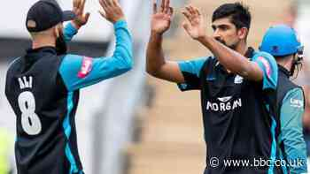 T20 Blast: Notts held to tie by Worcestershire, Lancashire beat Derbyshire