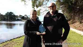Waratah-Wynyard Council earns environmental leadership and sustainability award - The Advocate