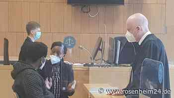 Mitgefangenen in JVA Bernau erwürgt? Heute entscheidet das Landgericht Traunstein - rosenheim24.de