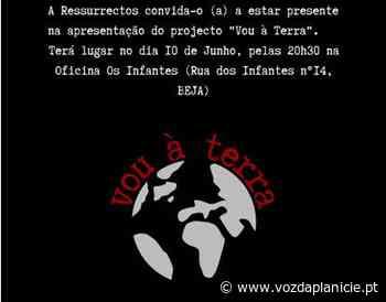 """Iniciativa """"Vou à terra"""" é apresentada hoje em Beja - Voz Da Planicie"""