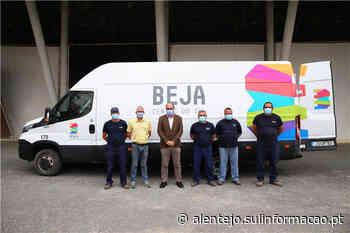 Câmara de Beja reforça a sua frota automóvel municipal - Sul Informacao