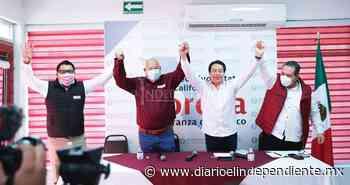 En MORENA BCS vamos a trabajar para todas y todos: Rentería Santana - Diario El Independiente BCS