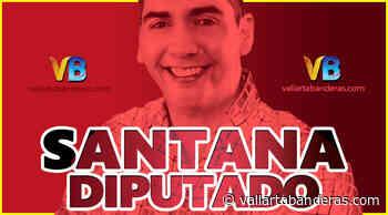 Héctor Santana es diputado de Bahía de Banderas por el distrito 18 • Vallarta Banderas - Vallarta Banderas