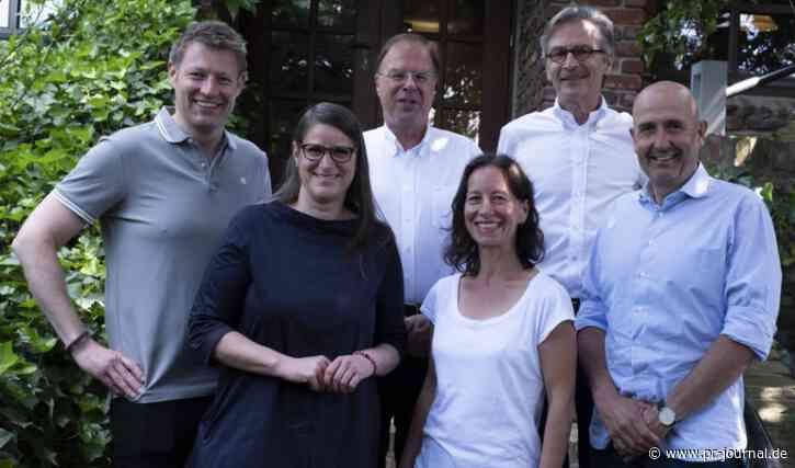 GPRA-Mitgliederversammlung 2021: Alexandra Groß führt das neu gewählte Präsidium an