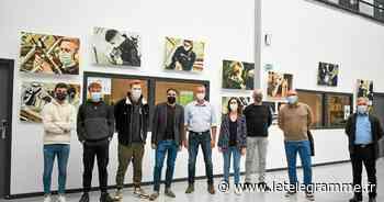 Artiste photographe et enseignant au lycée Saint-Jo de Landerneau, Rodrigo Llioris a monté une exposition - Le Télégramme